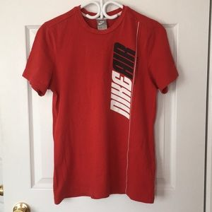 Nike Air | Red Athletic T-Shirt